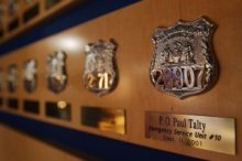 NYC police museum still closed three years after Sandy