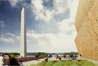 African American Museum in Washington DC