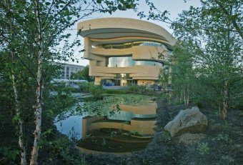 National Museum of the American Indian architect