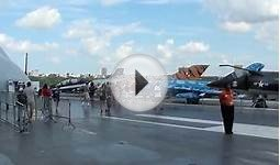 Aircraft Museum USS INTREPID Video Footage in New York