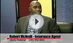 Black African American Insurance Agent In Houston Robert Mc