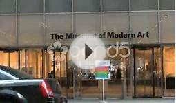 clip 694878: Museum of Modern Art in New York City