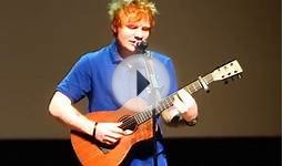 Ed Sheeran - Baby One More Time @ Philadelphia Museum of Art