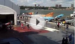 Intrepid, Sea, Air and Space Museum. New York. Cubierta