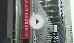 Museum of Modern Art video, New York - Budgetplaces.com