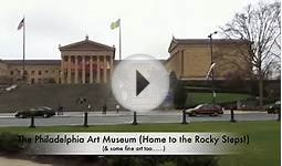 Philadelphia Museum of Art, Home of the Rocky Stairs
