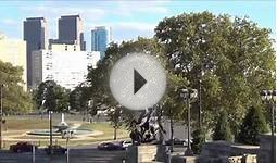 Philadelphia, PA. Museum Of Art, Benjamin Franklin Parkway