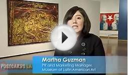 The Museum of Latin American Art (Molaa) on PostcardsLA