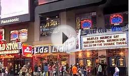 Top Attractions of New York City: New 42nd Street